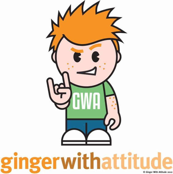 ginger-with-attitude