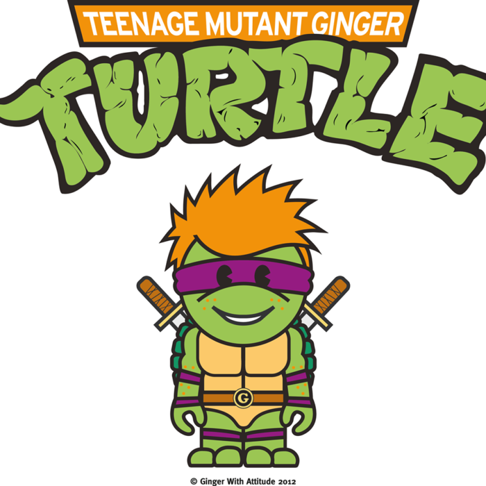 ninja-turtle-ginger-with-attitude
