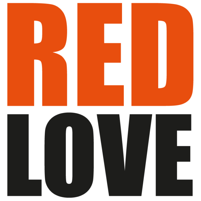 logo festival roux Red Love